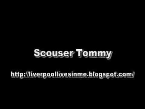 Poor Scouser Tommy - Liverpool Songs