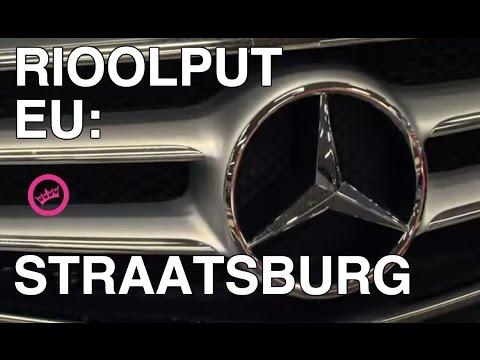 Tom Staal trekt rioolput EU open: Straatsburg