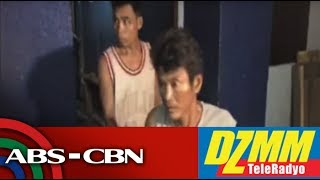 "DZMM TeleRadyo: 2 miyembro ng ""gun for hire group"" timbog sa Malabon"