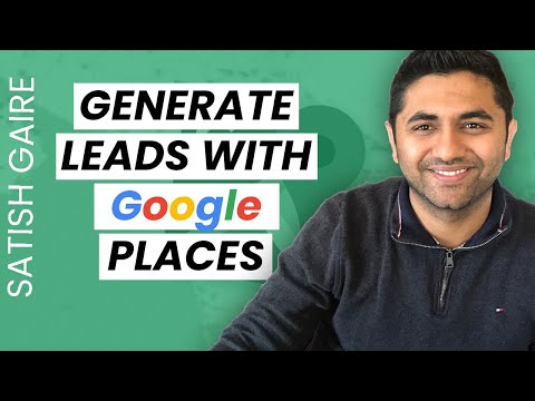 How To Generate Leads With Google Business Places?