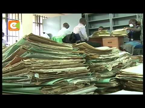 Kaimenyi: land records to be fully digitized by end of 2016