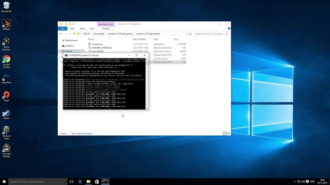 Nvidia Geforce Gtx 970 Mining Bench How To Gpu Mine Electroneum