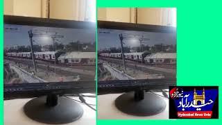 Kachiguda Train Accident/ CCTV Footage Released