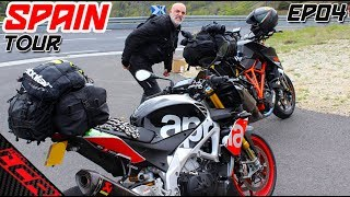 Red Raw & On Tour  | Super Duke Vs Tuono Tour EP04