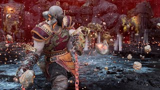 God of War - New Ares Armor Build - SIGRUN in 5min - No DmG GMGOW NG+ Mode