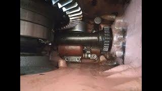 Pompa podnośnika |URSUS C-360 3P| Regeneracja i wymiana napędu #Zrób to sam