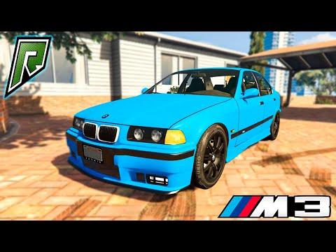 Моя ПЕРВАЯ машина в GTA 5 RadmirRP! Заряженная ПУШКА на Механике!(GTA 5 RP/RADMIR)