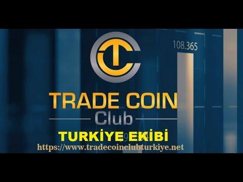 TRADE COİN CLUB  TÜRKİYE KAYIT İŞLEMİ VE ÜYE EKLEME İŞLEMİ  TCC