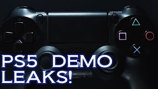 Sony Shows Off The PS5 For The First Time In Amazing New 4K Demo! The Best Graphics Ever!