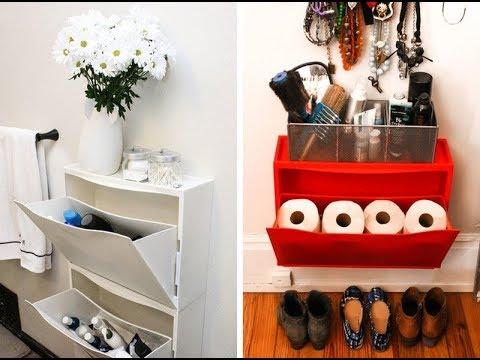 20 IKEA Bathroom Hacks - New Uses for IKEA Items In the Bathroom
