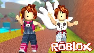Roblox-RUN or hand CATCHES (Death Run)