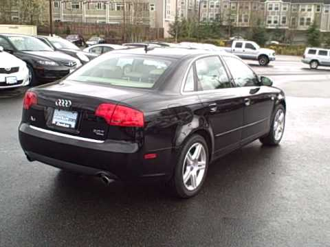 2006 audi a4 2 0t quattro 6 speed ron tonkin pre owned. Black Bedroom Furniture Sets. Home Design Ideas