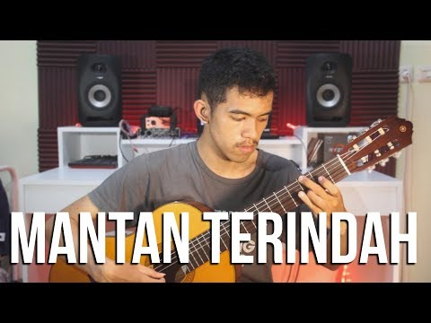 Mantan Terindah - Raisa/Kahitna (Fingerstyle Cover & TABs)