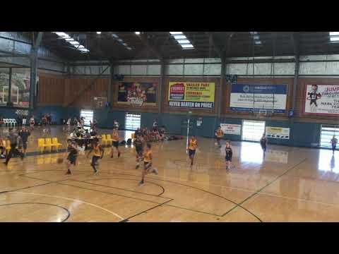 Logan Thunder V Brisbane Capitals DIv 1