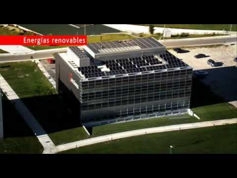 Edificio ACCIONA Solar Cero emisiones en Navarra