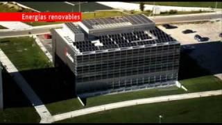 Edificio cero emisiones. ACCIONA Solar