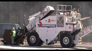 Video still for Roadtec Paving Crew 3 11 11