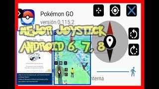 Hack Pokémon Go con Joystick Android 6/7/8 Pokémon Go versión 0.115.2 Fácil de INSTALAR