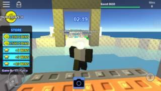 Roblox #1 minecraft Skywars