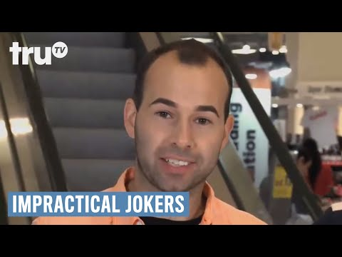 Impractical Jokers - Mutual People Petting