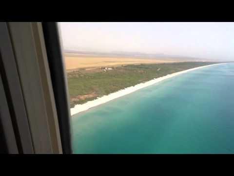 Landing in Tunisia in 2012