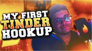 My First Gay Tinder Hookup | Storytime | Tyson Hamblin