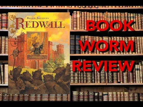 Redwall (Redwall #1): BOOKWORM REVIEW