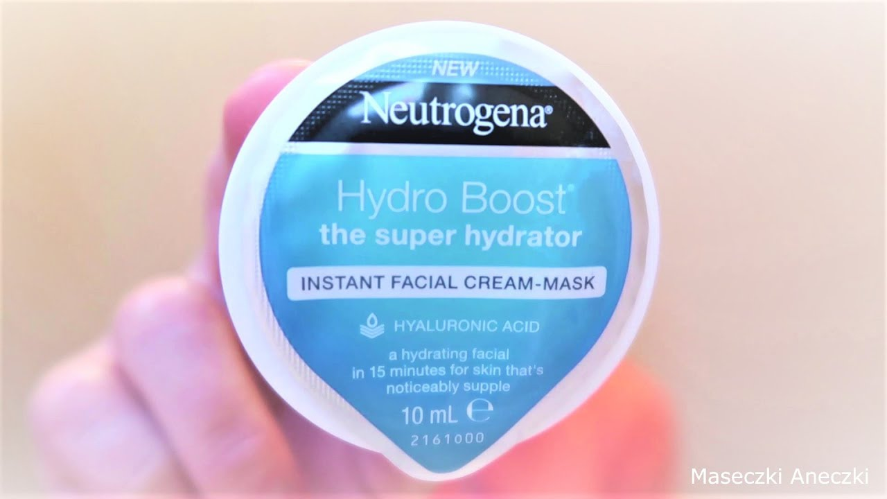Neutrogena Hydro Boost Facemask