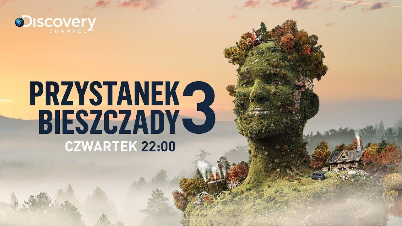 Przystanek Bieszczady 3 – już 8 marca na Discovery Channel!