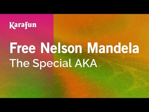 Karaoke Free Nelson Mandela - The Special AKA *