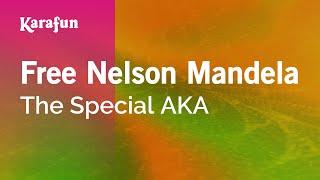 Gambar cover Karaoke Free Nelson Mandela - The Special AKA *