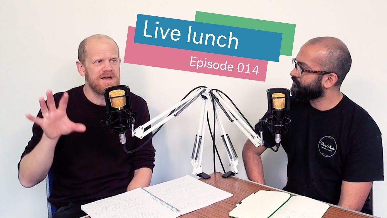 Being Salt and Light | #Livelunch episode 14 Cover Image