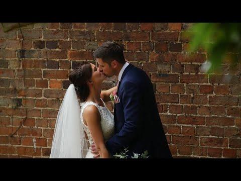 The Barns at Hunsbury Hill - A Beautiful Wedding!