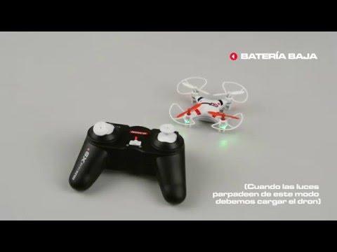 NINCO AIR- QUADRONE XS/OVNI DRON- TUTORIAL