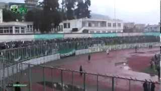 JS Kabylie 0-0 MO Bejaia  Ce n'est pas du tout un hasard si on les surnomme « LE PEUPLE »