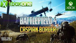 BF4 Caspian Border 64 Player Xbox One X Multiplayer Gameplay UHD   Battlefield 4