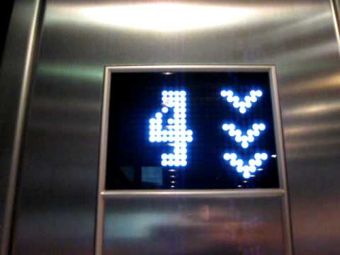 Hotelli Ilveksen hissi
