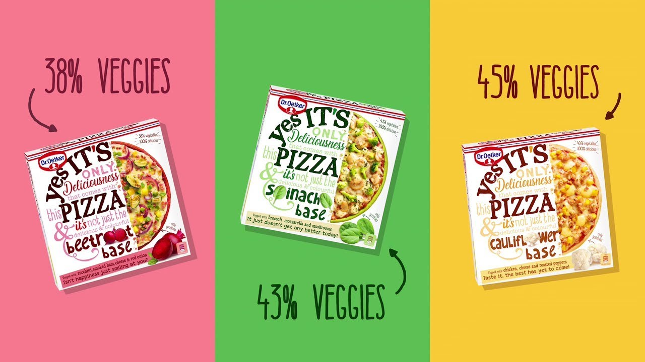 Dr. Oetker: Yes, it's Pizza