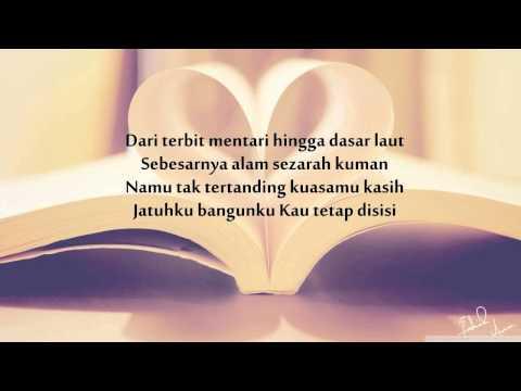 Abot - KasihMu (with lyrics)