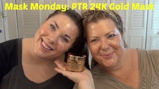 Mask Mondday with Peter Thomas Roth 24K Gold Mask