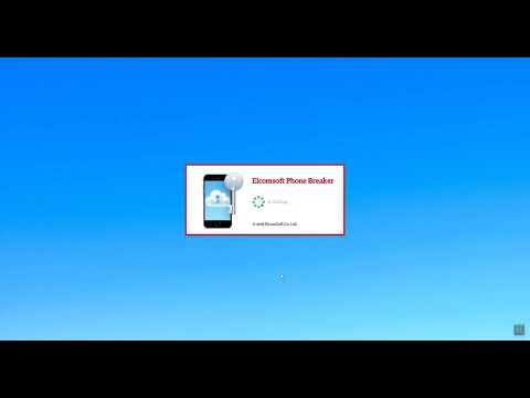 Elcomsoft Phone Breaker With Key
