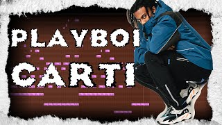 "Playboi carti ""7 am"" instrumental/type beat (prod do'henry)"