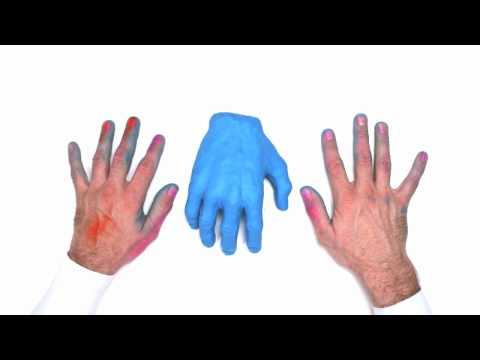 AOL : Sculpted Hands
