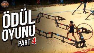 Ödül Oyunu 4. Part   33. Bölüm   Survivor Türkiye - Yunanistan