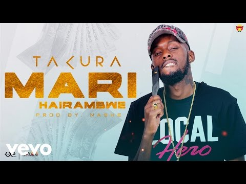 Takura - Mari Hairambwe (Lyric Video)