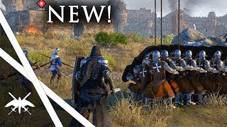 NEW FREE Medieval Open World RPG [For Honor Alternative]  - Conqueror Blade!
