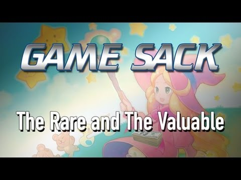 Game Sack  The Rare and The Valuable
