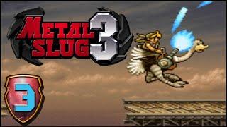 Metal Slug 3 - Mission 3 Alternate Paths