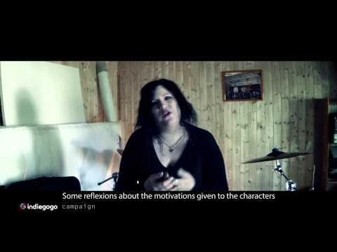 INDIEGOGO ADRANA - ANAE TALKS ABOUT THE LYRICS