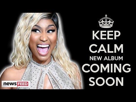 Nicki Minaj Talks